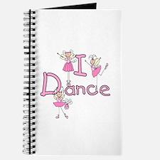 Ballerina I Dance Journal