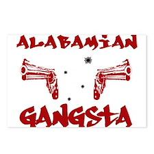 Alabamian Gangsta Postcards (Package of 8)
