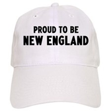 Proud to be New England Baseball Cap