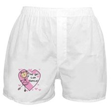This Girl Can Dance Boxer Shorts