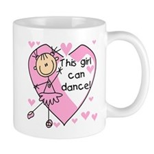 This Girl Can Dance Mug