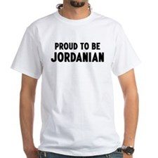 Proud to be Jordanian Shirt