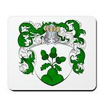 Van Den Brink Coat of Arms Mousepad
