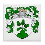 Van Den Brink Coat of Arms Tile Coaster