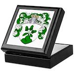 Van Den Brink Coat of Arms Keepsake Box