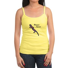 Peace Newt Jr.Spaghetti Strap Top Shirt