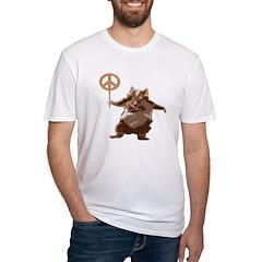 Peace Hamster Shirt