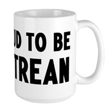 Proud to be Eritrean Mug