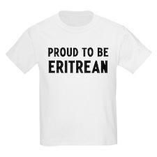 Proud to be Eritrean T-Shirt