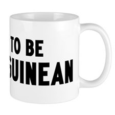 Proud to be Equatoguinean Mug