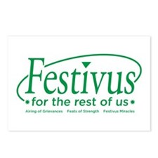 festivus for the rest of us Postcards (Package of