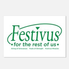 FESTIVUS FOR THE REST OF US™ Postcards (Package of