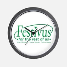 festivus for the rest of us Wall Clock
