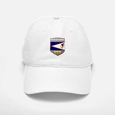 American Samoa USA Crest Baseball Baseball Cap