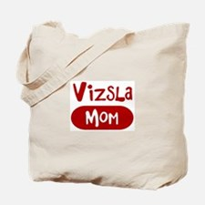 Vizsla mom Tote Bag