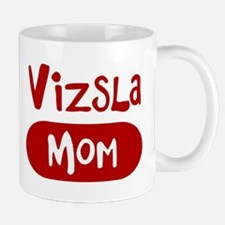 Vizsla mom Small Small Mug