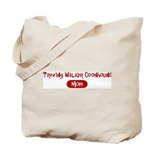 Treeing Walker Coonhound mom Tote Bag