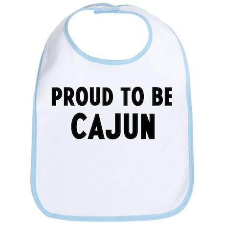 Proud to be Cajun Bib