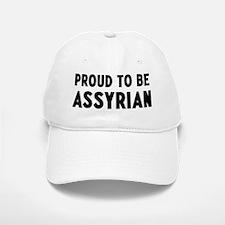 Proud to be Assyrian Cap