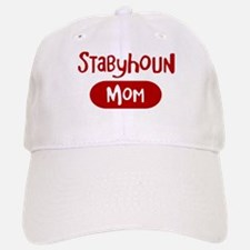 Stabyhoun mom Baseball Baseball Cap