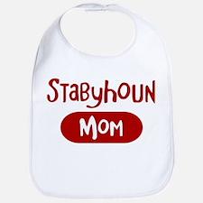 Stabyhoun mom Bib