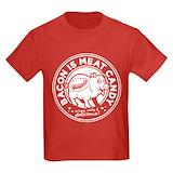 Bacon Kids T-shirts (Dark)