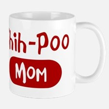 Shih-Poo mom Mug
