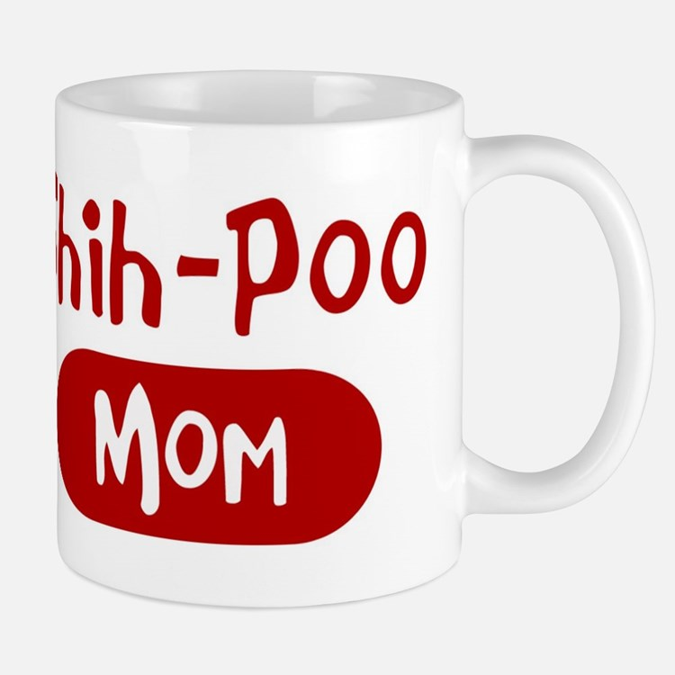 Shih-Poo mom Mug