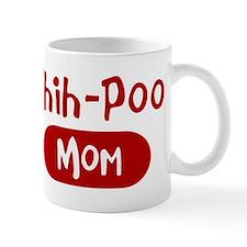 Shih-Poo mom Small Mug