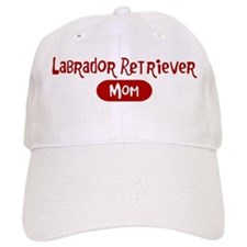 Labrador Retriever mom Baseball Cap