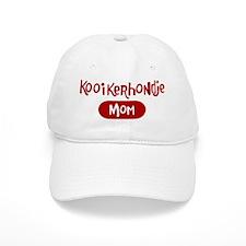 Kooikerhondje mom Baseball Cap