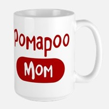 Pomapoo mom Mug
