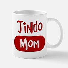 Jindo mom Mug