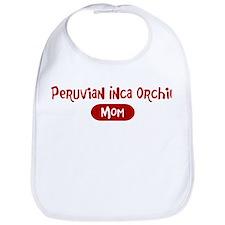 Peruvian Inca Orchid mom Bib
