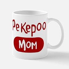 Pekepoo mom Mug
