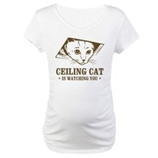ceiling cat is watching you Shirt