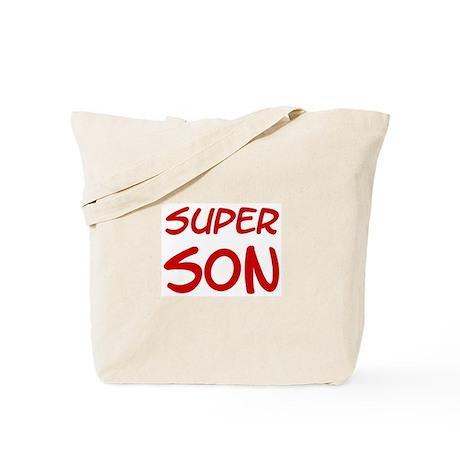 Super Son Tote Bag