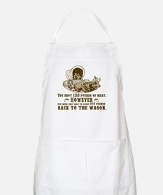 oregon trail hunting results BBQ Apron