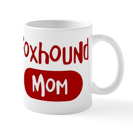 Foxhound mom Mug