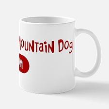 Entlebucher Mountain Dog mom Mug
