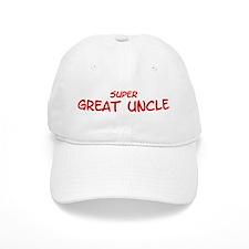 Super Great Uncle Cap