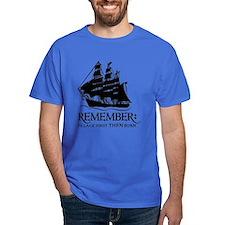 remember - pillage first, THEN burn T-Shirt
