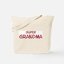 Super Grandma Tote Bag