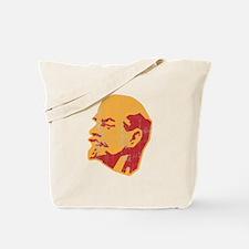 lenin retro portrait Tote Bag