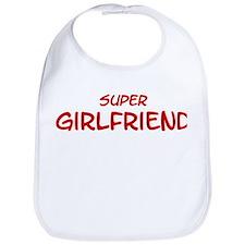 Super Girlfriend Bib
