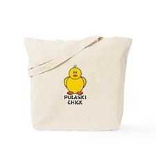 Pulaski Chick Tote Bag