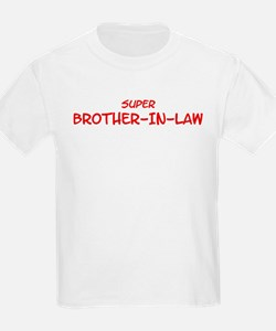 Super Brother-In-Law T-Shirt