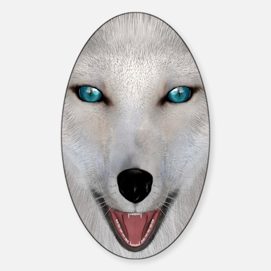Arctic Fox Decal