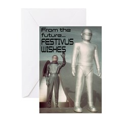 FESTIVUS™ Wishes From The Future! (10 cards)
