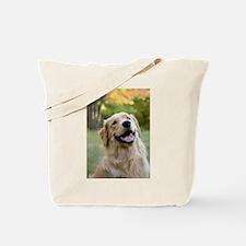Good Boy Golden Tote Bag